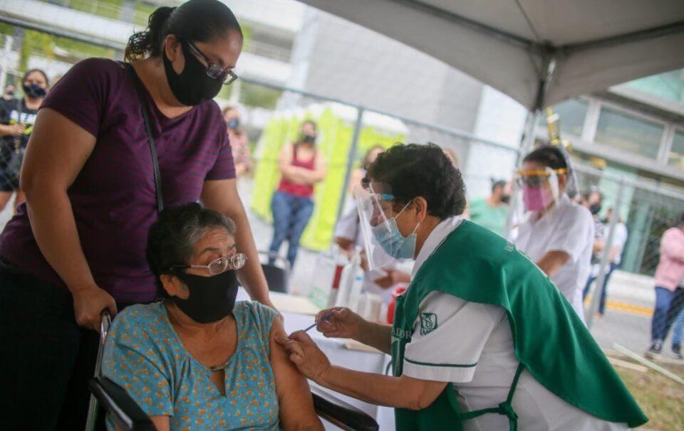 Atiende Guadalupe dudas sobre proceso de aplicación de segunda dosis Anticovid