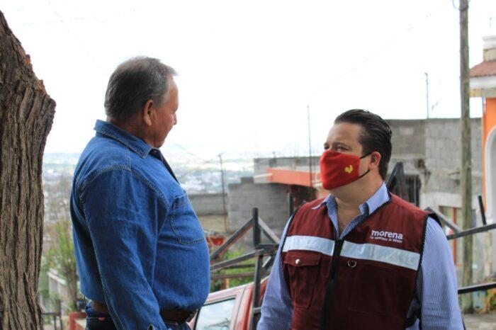 DANIEL TORRES OFRECERÁ EMPLEO TEMPORAL EN SERVICIOS PÚBLICOS MUNICIPALES