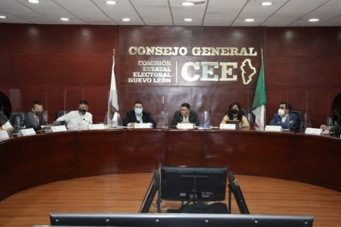 Clausura CEE Sesión Permanente
