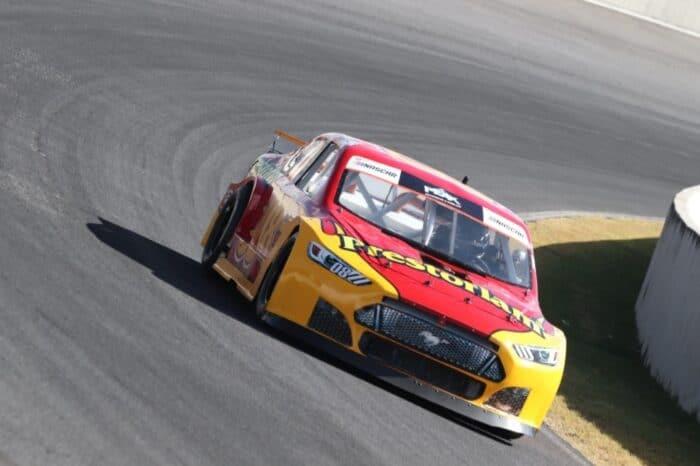JOSE LUIS RAMIREZ REGRESA A NASCAR PEAK MEXICO SERIES