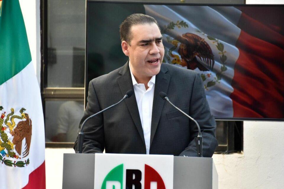 AFIRMA HERIBERTO TREVIÑO QUE PRI  MANTENDRÁ TRIUNFO EN GUADALUPE