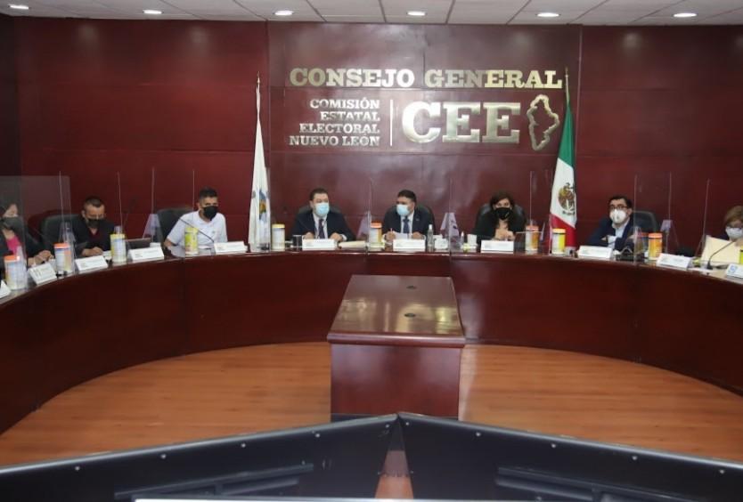 Inicia CEE cómputo total para Diputaciones y Gubernatura