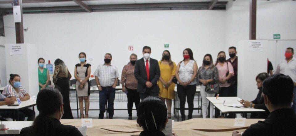 RECIBE PACO TREVIÑO CONSTANCIA DE MAYORÍA DE VOTOS