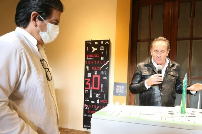 Expone en Monterrey el arquitecto mexicano con más obras en el mundo