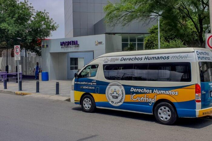 PIDE CEDHNL INTERVENCIÓN DE SALUD EN VACUNAS PARA SECTORES VULNERABLES