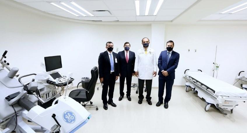 UANL. Crece en infraestructura el Hospital Universitario