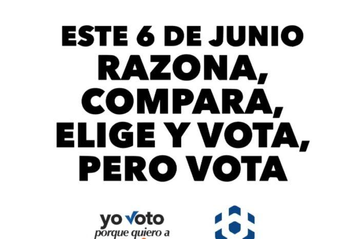 """Realizan Canaco y Concanaco Campaña """"Yo voto porque quiero a México"""""""
