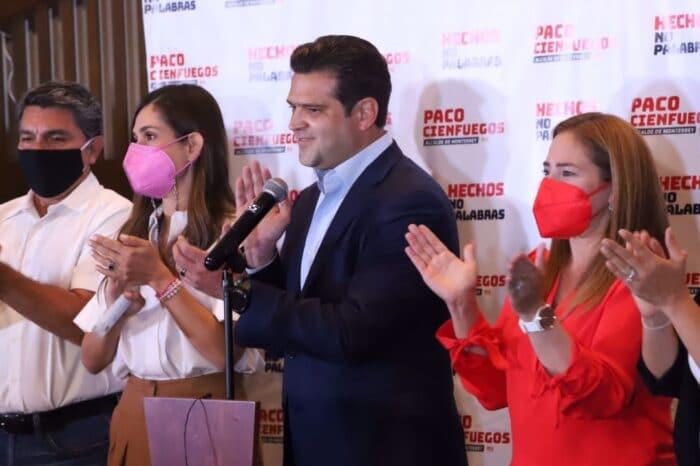 Gobernará Paco Cienfuegos para todos en Monterrey
