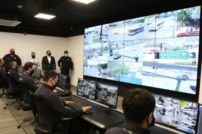 Consolida Monterrey su Sistema de Seguridad e Inteligencia