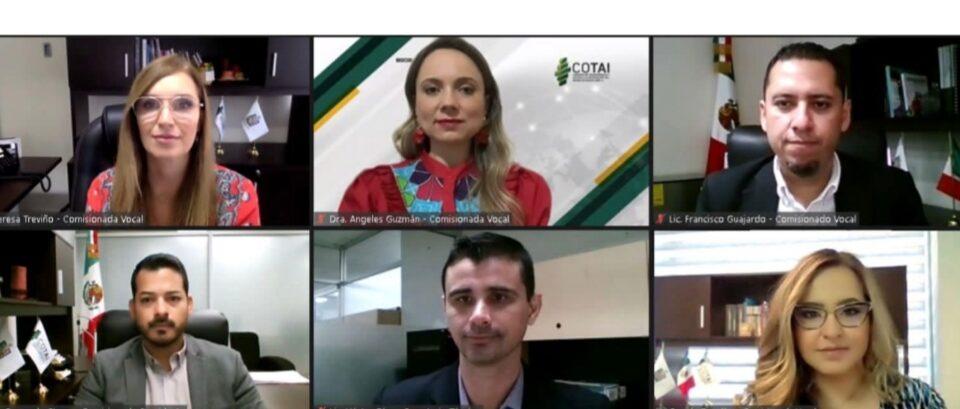 Multa COTAI al Presidente del Fideicomiso Fondo Mixto CONACYT y a Titular de la Unidad de Transparencia de San Nicolás