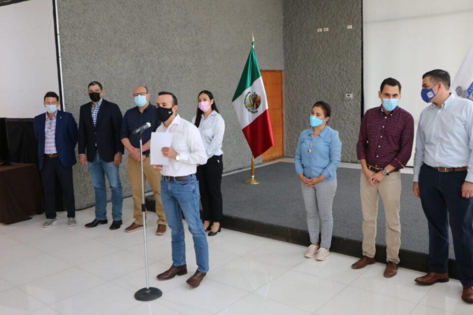 PRESENTA PAN AGENDA LEGISLATIVA; ATENDERÁ PRIORIDADES CIUDADANAS