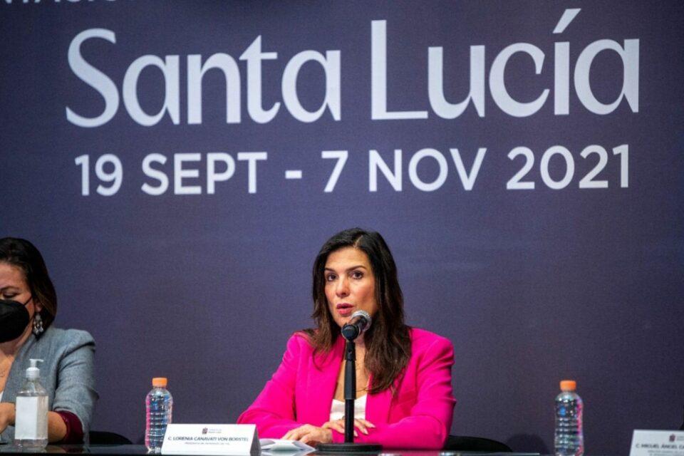 PRESENTA EL FESTIVAL INTERNACIONAL DE SANTA LUCÍA SU AGENDA CULTURAL 2021