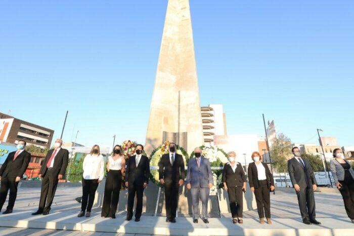 Honran a Monterrey por los primeros 425 años de su fundación