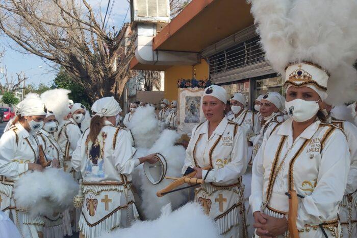 Danzan con fe a la Basílica de Guadalupe; siguen vivas las peregrinaciones en Monterrey