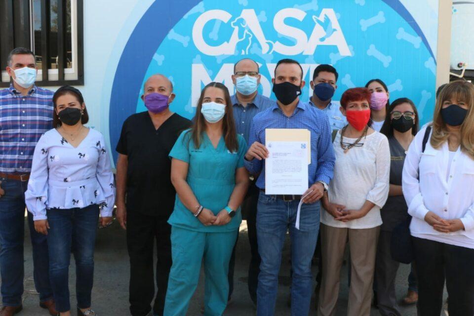 PROPONE PAN CASAS DE BIENESTAR ANIMAL EN TODOS LOS MUNICIPIOS