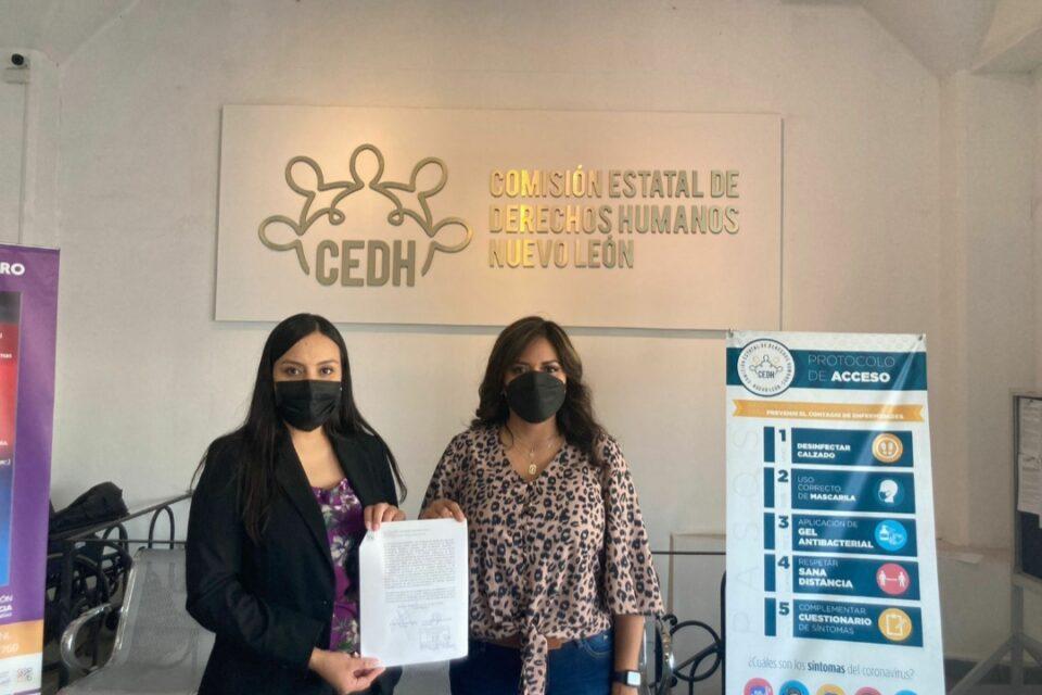 SOLICITAN DIPUTADAS DEL PAN INTERVENCIÓN DE LA CEDH PARA VACUNACIÓN DE MENORES