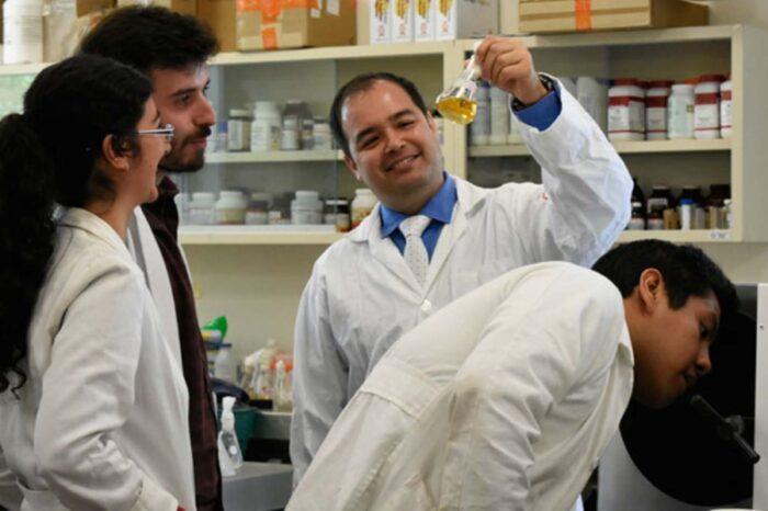 UANL. Recibe premio nacional de investigación