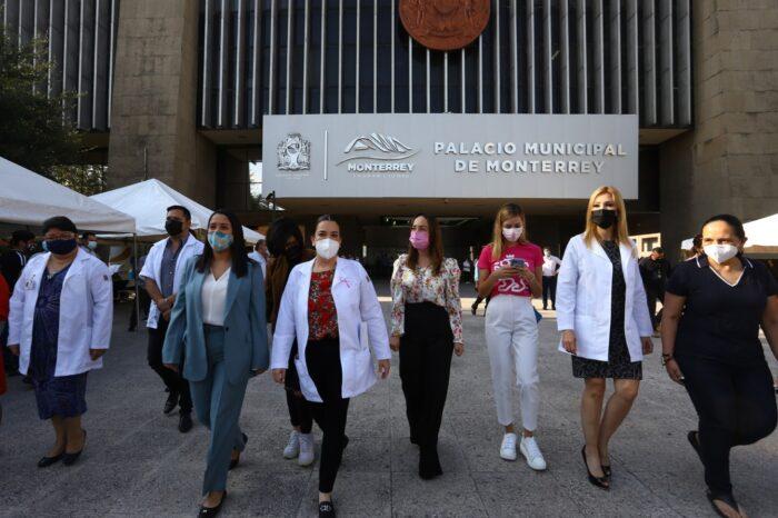 """Arranca Monterrey con Megabrigada: """"Ahora nos Apoyamos Juntos"""""""