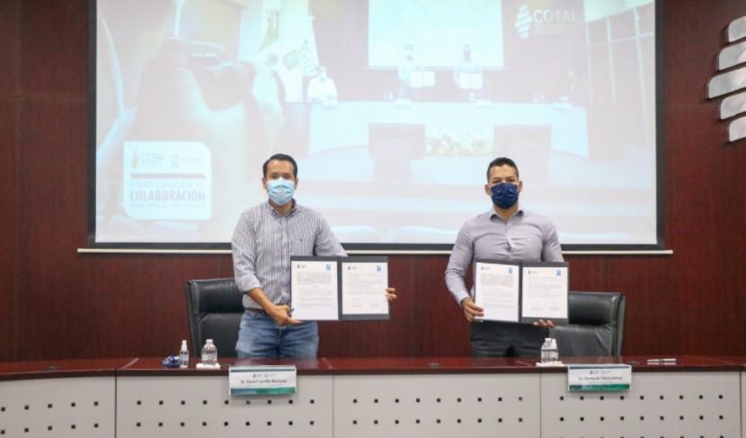 Buscan COTAI y San Nicolás capacitar a servidores públicos y sociedad en el tema de transparencia