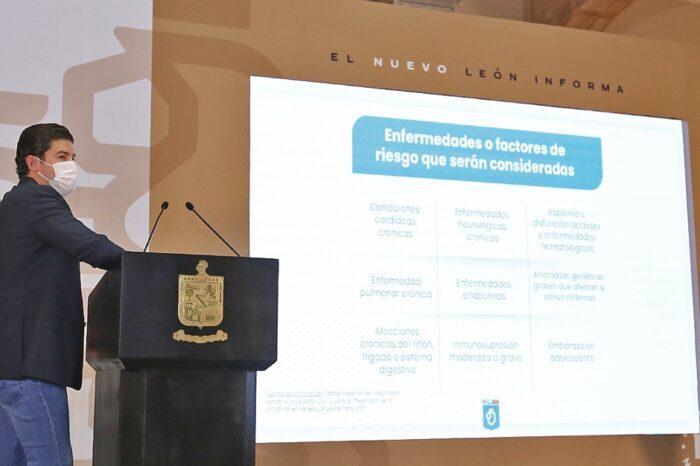 PRESENTA NUEVO LEÓN ESTRATEGIA  DE REGRESO SEGURO A LA ESCUELA