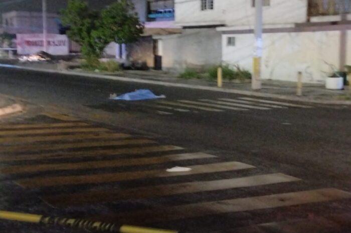 Muere menor de diez años en atropello; presunto responsable huye